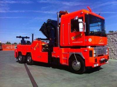эвакуатор грузовой санкт петербург
